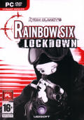 Tom Clancy's Rainbow Six: Lockdown Windows Other Keep Case - Front