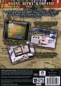 Panzer General III: Scorched Earth Windows Back Cover