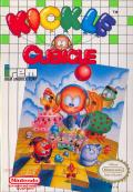 Kickle Cubicle NES Front Cover
