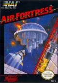 Air Fortress NES Front Cover