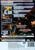Conflict: Global Terror PlayStation 2 Back Cover