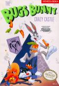 The Bugs Bunny Crazy Castle NES Front Cover