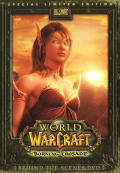 World of Warcraft: The Burning Crusade (Collector's Edition) Macintosh Other Keep Case (Making-of) - Front