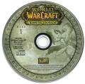 World of Warcraft: The Burning Crusade (Collector's Edition) Macintosh Media Game Disc 1