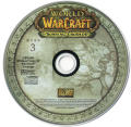 World of Warcraft: The Burning Crusade (Collector's Edition) Macintosh Media Game Disc 3