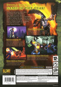 World of Warcraft: The Burning Crusade (Collector's Edition) Macintosh Other Keep Case (Game) - Back
