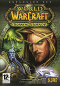 World of Warcraft: The Burning Crusade (Collector's Edition) Macintosh Other Keep Case (Game) - Front