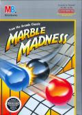 Marble Madness NES Front Cover