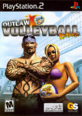Outlaw Volleyball: Remixed PlayStation 2 Front Cover