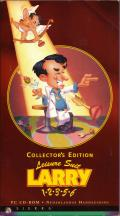 Leisure Suit Larry's Greatest Hits and Misses! DOS Front Cover