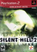 Silent Hill 2: Restless Dreams PlayStation 2 Front Cover