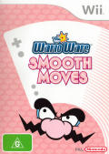 WarioWare: Smooth Moves Wii Front Cover
