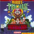 Mario's Tennis Virtual Boy Front Cover