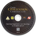 Sid Meier's Civilization Chronicles Windows Media Game Manuals