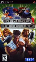 SEGA Genesis Collection PSP Front Cover