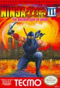 Ninja Gaiden III: The Ancient Ship of Doom NES Front Cover