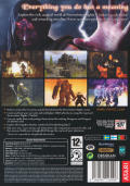 Neverwinter Nights 2 Windows Back Cover