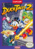 Disney's DuckTales 2 NES Front Cover