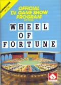 Wheel of Fortune Commodore 64 Front Cover