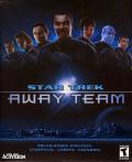 Star Trek: Away Team Windows Front Cover