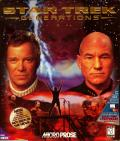 Star Trek: Generations Windows Front Cover