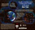 Star Trek: Starfleet Command Windows Other Jewel Case - Back