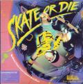 Skate or Die Commodore 64 Front Cover