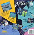 Skate or Die Commodore 64 Back Cover