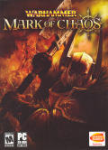 Warhammer: Mark of Chaos Windows Front Cover