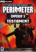 Perimeter: Emperor's Testament Windows Other Foil Sleeve Front Cover