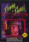 Sewer Shark SEGA CD Front Cover