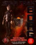 Star Trek: Borg Macintosh Front Cover