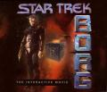 Star Trek: Borg Macintosh Other Jewel Case - Front