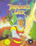Dragon's Lair Amiga Front Cover