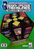 Midway Arcade Treasures Deluxe Edition Windows Front Cover