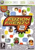 Fuzion Frenzy 2 Xbox 360 Front Cover