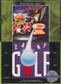 Will Harvey's Zany Golf Genesis Front Cover