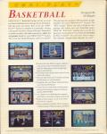 Omni-Play Basketball Amiga Back Cover