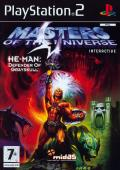 Masters of the Universe: He-Man - Defender of Grayskull PlayStation 2 Front Cover