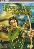 Robin Hood: Defender of the Crown Windows Front Cover