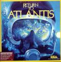 Return to Atlantis Amiga Front Cover