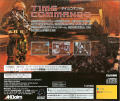 Time Commando SEGA Saturn Back Cover