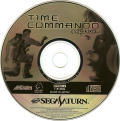 Time Commando SEGA Saturn Media