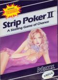 Strip Poker II Amiga Front Cover