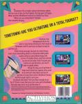 Tass Times in Tonetown Amiga Back Cover