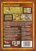 Spells of Gold Windows Back Cover