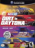 NASCAR: Dirt to Daytona GameCube Front Cover