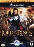 The Lord of the Rings: The Return of the King GameCube Front Cover