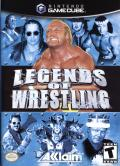 Legends of Wrestling GameCube Front Cover
