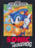 Sonic the Hedgehog Genesis Front Cover